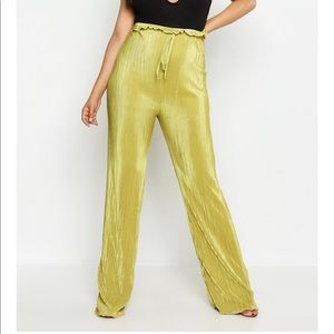 1c700cdfdb1 Plus size Frill Hem Culotte Trouser! M 5b4e274faa5719d13bef35a7. Other Pants  you may like. Silky Wide Leg Trousers